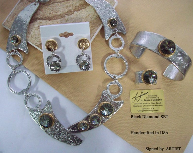 Couture 1002 - Earrings