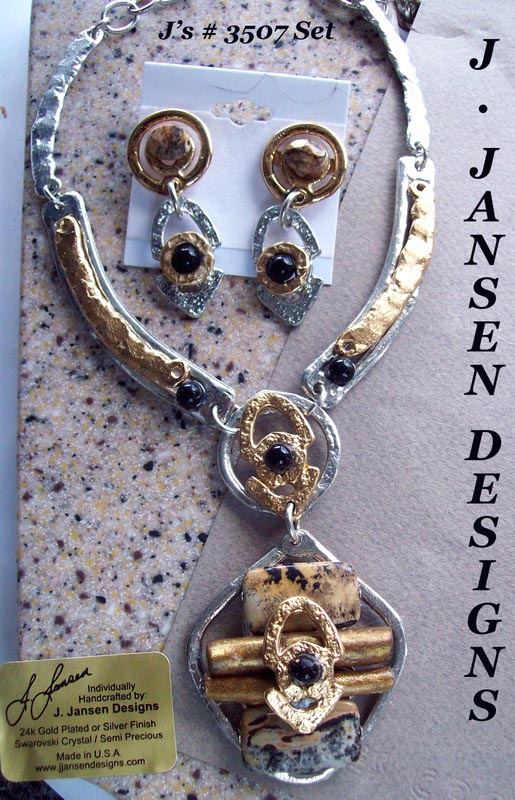 Couture 1038 - Necklace