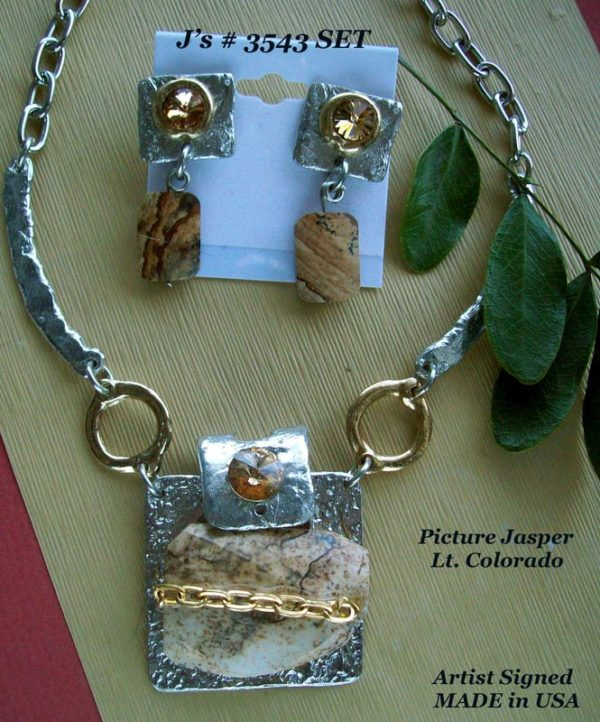 Couture 1074 - Necklace
