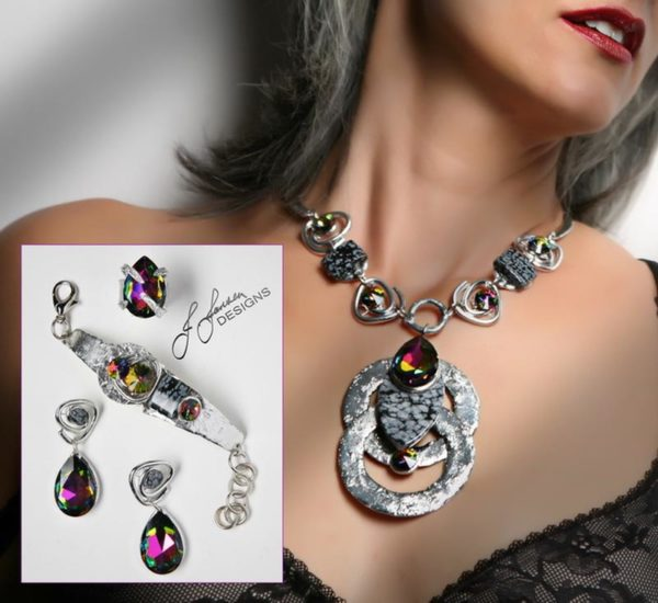 Couture 127 - Necklace