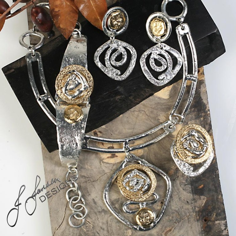 Couture 162 - Earrings