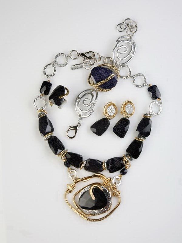 Couture 163 - Necklace