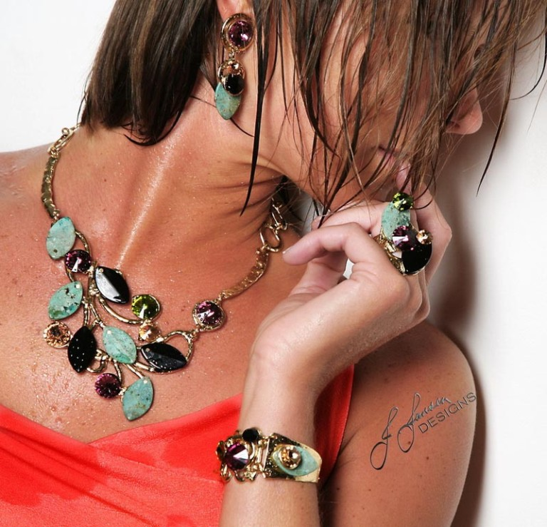 Couture 177 - Necklace