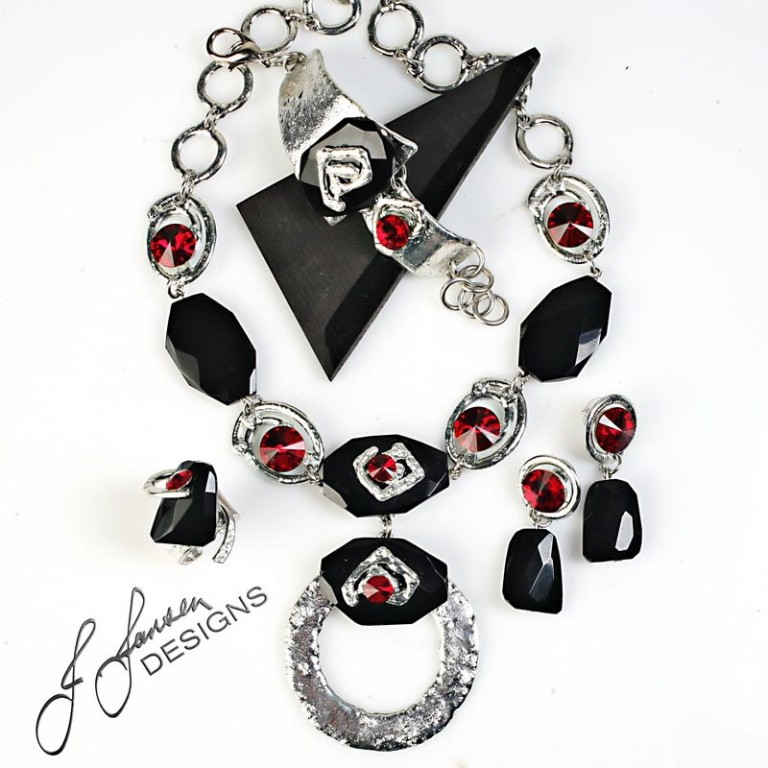 Couture 191 - Earrings