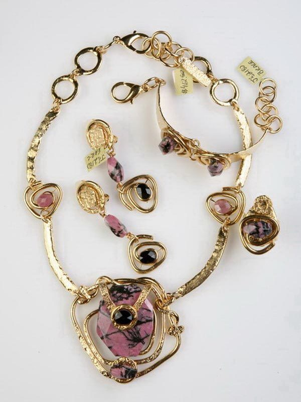 Couture 199 - Necklace