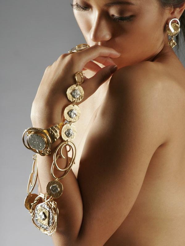 Couture 217 - Necklace
