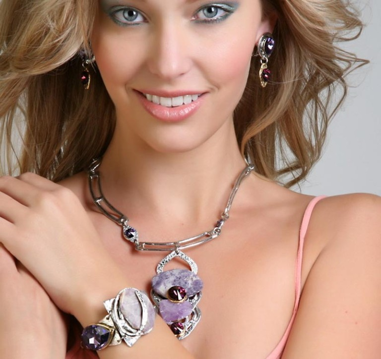 Couture 263 - Necklace