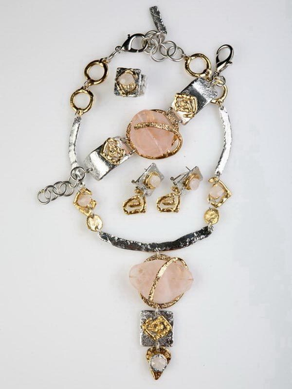 Couture 271 - Necklace