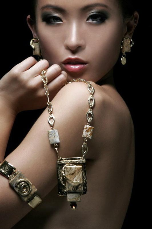 Couture 272 - Necklace