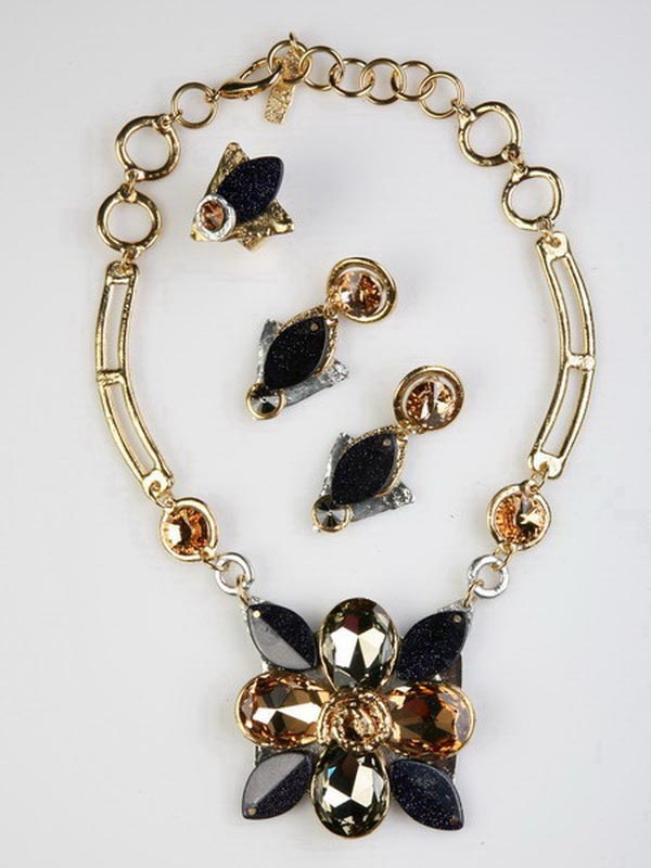 Couture 363 - Necklace