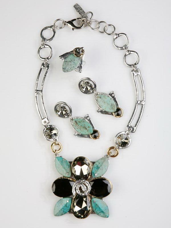 Couture 364 - Necklace