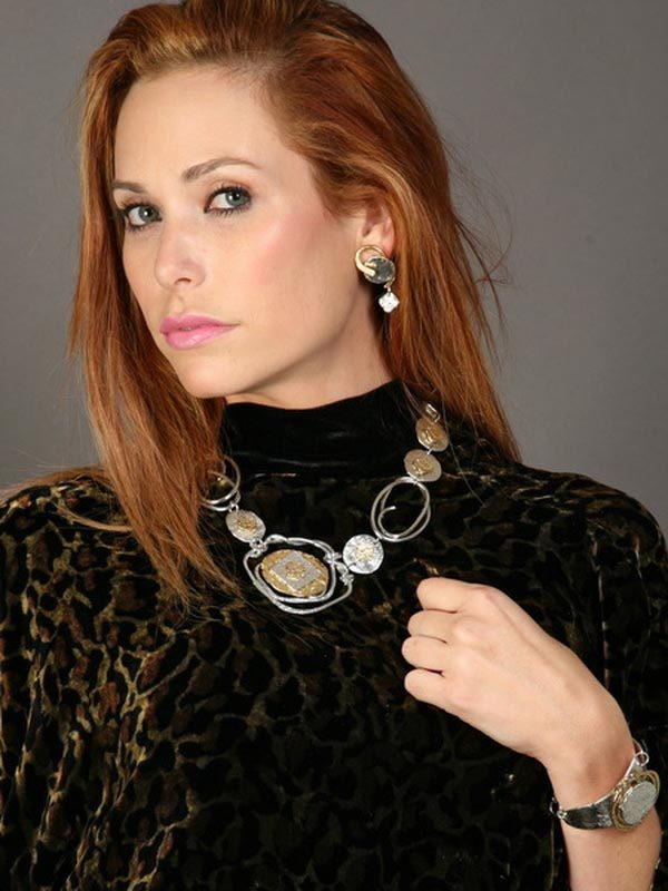 Couture 374 - Necklace