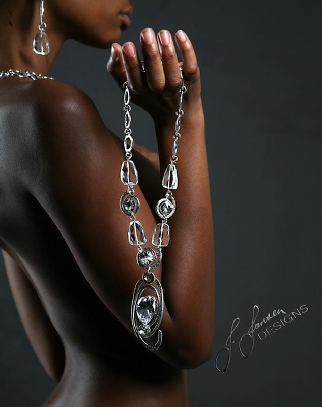 Couture 389 - Necklace