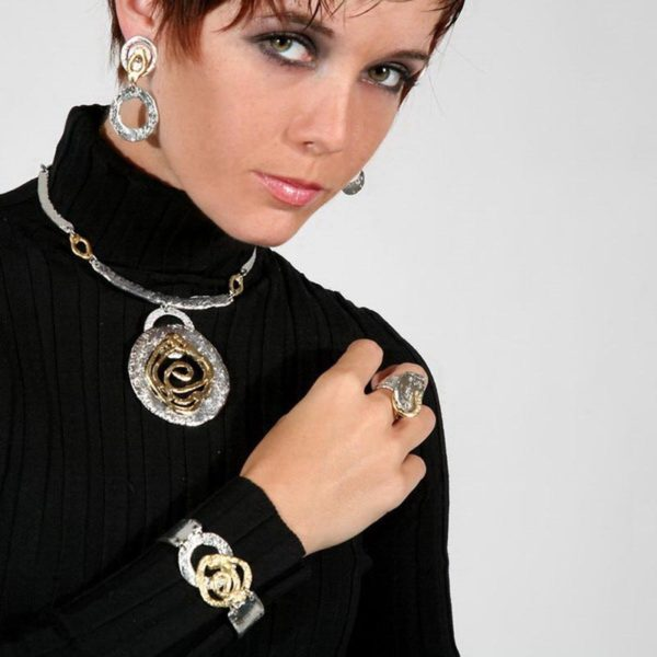 Couture 428 - Necklace