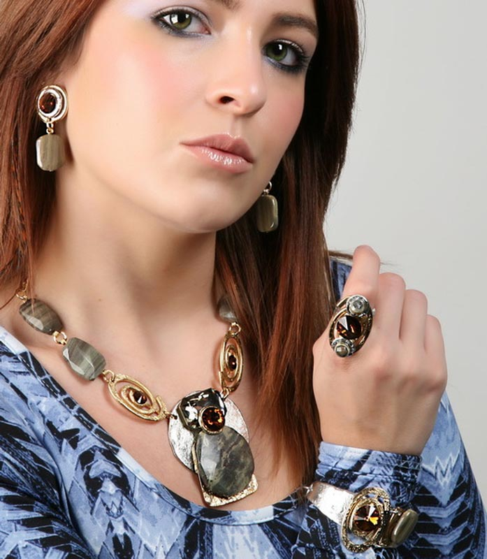 Couture 540 - Earrings