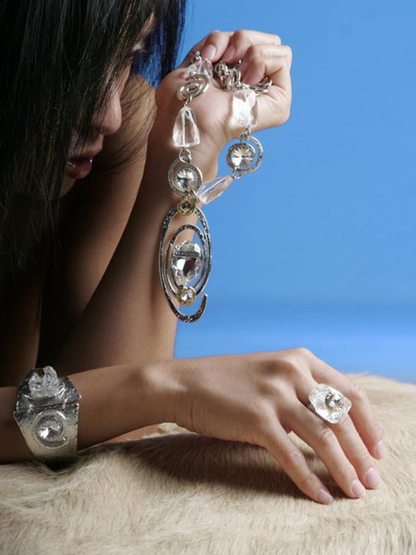 Couture 559 - Earrings