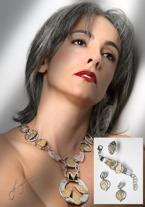 Couture 775 - Earrings
