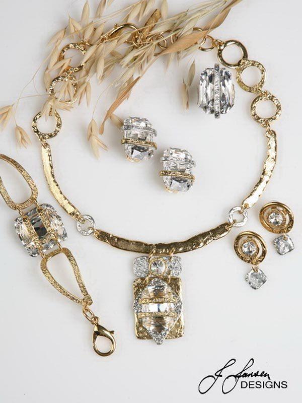 Classic Elegance 223 - Earrings-Dangle