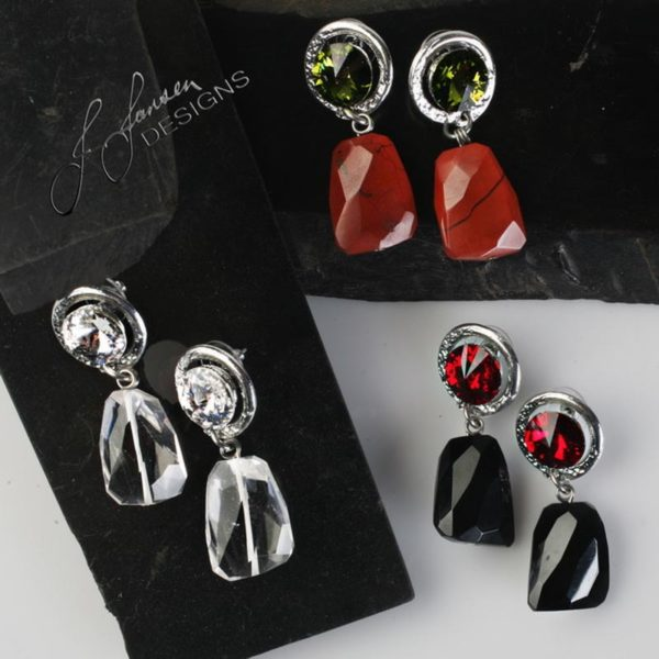 Earrings Bracelets & Rings 107 -Set