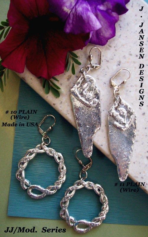 Earrings Bracelets & Rings 14 - Set