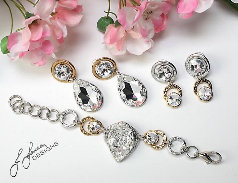 Earrings Bracelets & Rings 215 - Earrings - Right