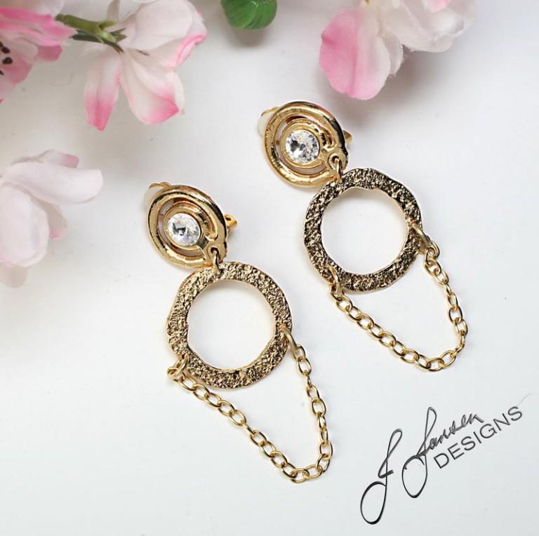 Earrings Bracelets & Rings 234 - Earrings