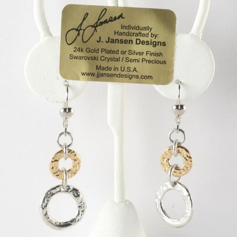 Earrings Bracelets & Rings 370 - Earrings