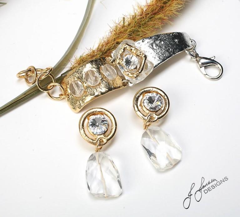 Earrings Bracelets & Rings 61 - Earrings