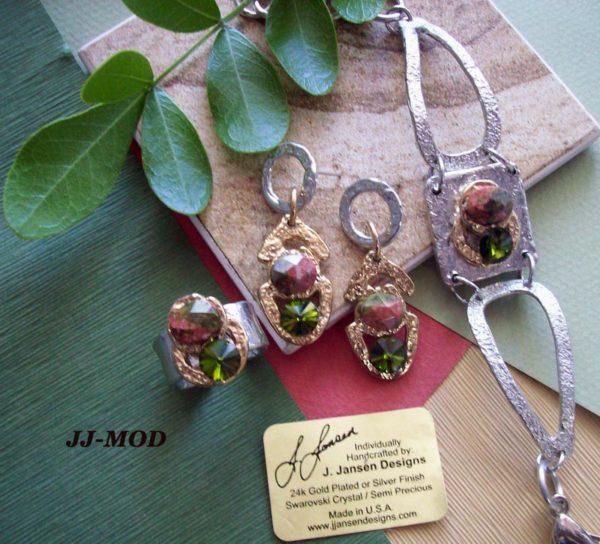 Earrings Bracelets & Rings 7 - Earrings