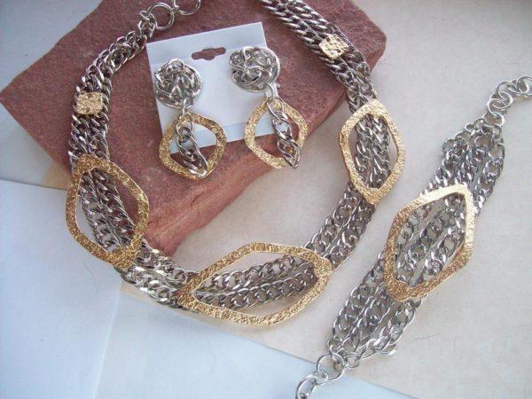 Timeless Chain 1078 - Earrings