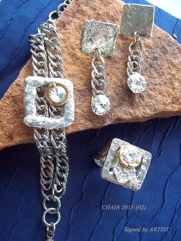 Timeless Chain 1079 - Earrings