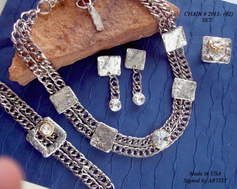 Timeless Chain 1080 - Earrings
