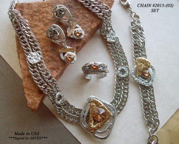 Timeless Chain 1081 - Bracelet