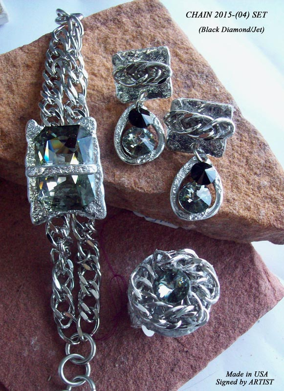 Timeless Chain 1082 - Earrings