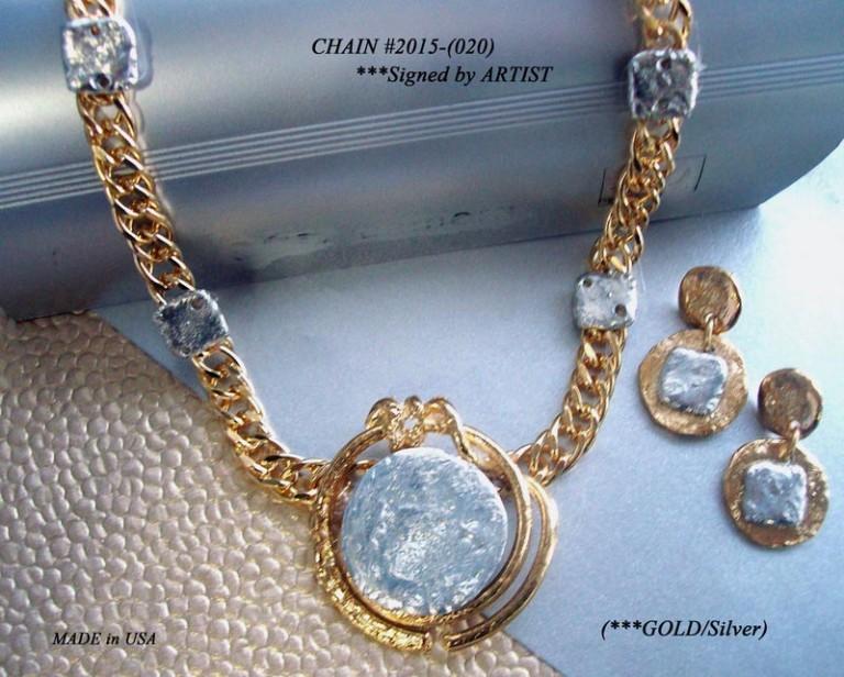 Timeless Chain 1084 - Earrings