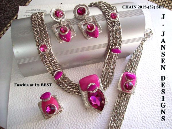 Timeless Chain 1086 - Earrings