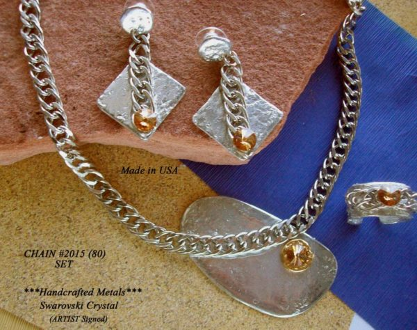 Timeless Chain 1089 - Earrings