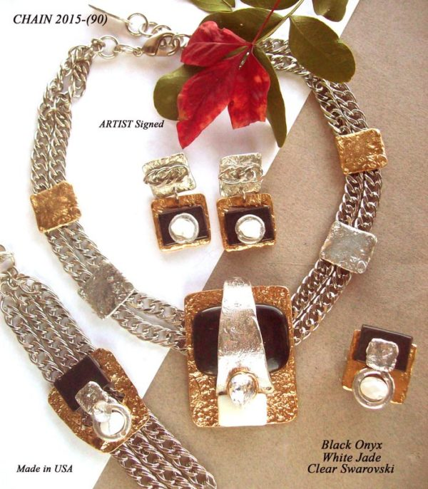Timeless Chain 1091 - Earrings