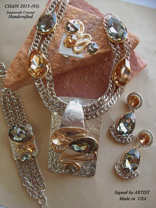 Timeless Chain 1094 - Earrings