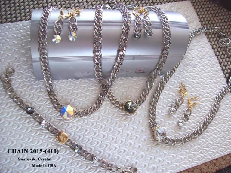 Timeless Chain 1128 - Earrings
