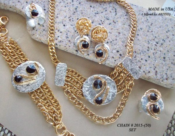 Timeless Chain 1130 - Earrings