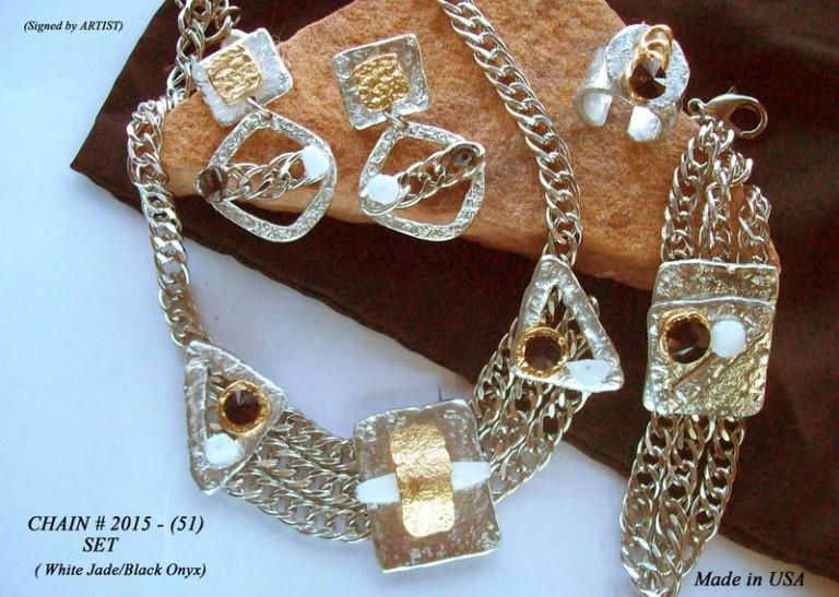 Timeless Chain 1131 - Earrings