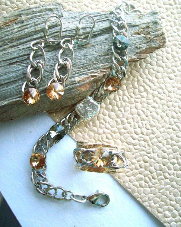 Timeless Chain 1136 - Earrings