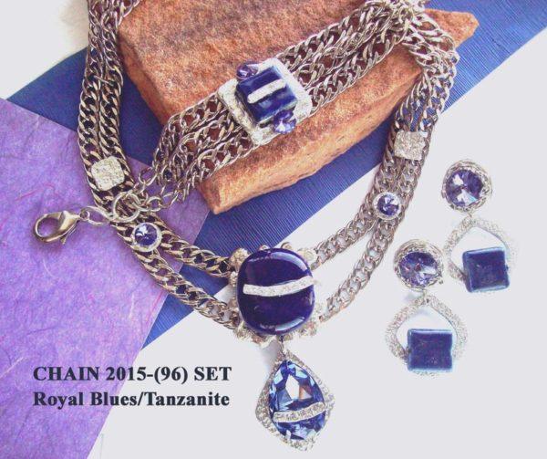 Timeless Chain 1141 - Earrings