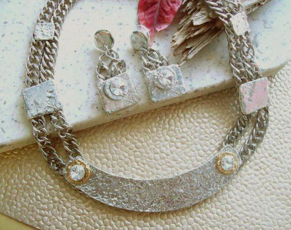 Timeless Chain 1143 - Earrings