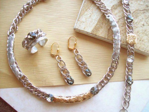Timeless Chain 1149 - Earrings