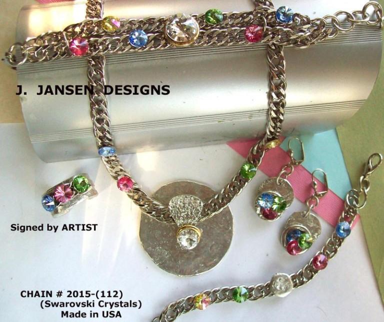 Timeless Chain 1151 - Earrings