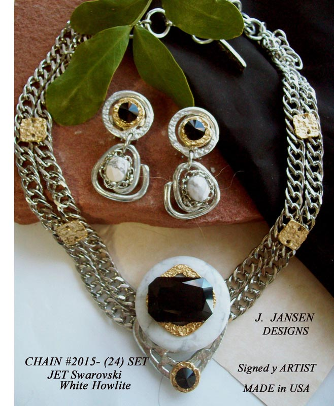 Timeless Chain 1153 - Earrings