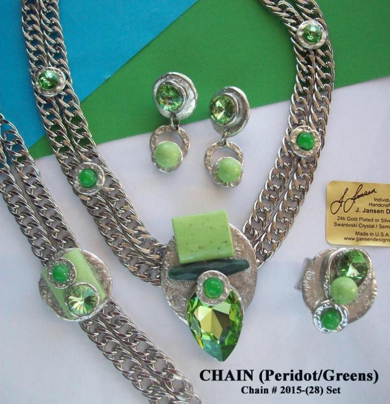 Timeless Chain 1154 - Bracelet