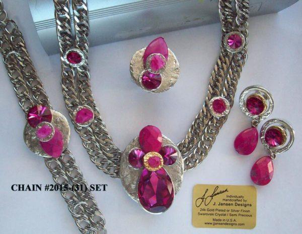 Timeless Chain 1157 - Earrings